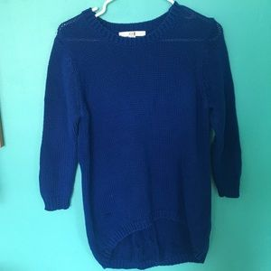 Forever 21 tunic sweater